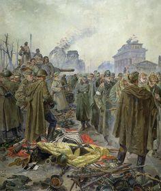 """П.Кривоногов - """"Капитуляция"""""""