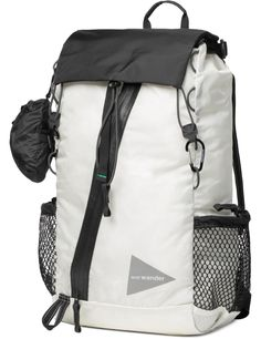 and wander White AW-AA912 30L Backpack