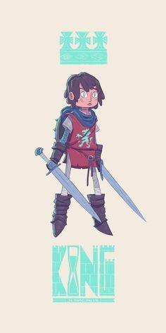 King by ~ArchaicEphony on deviantART ✤ || CHARACTER DESIGN REFERENCES | キャラクターデザイン | çizgi film • Find more at https://www.facebook.com/CharacterDesignReferences & http://www.pinterest.com/characterdesigh if you're looking for: #grinisti #komiks #banda #desenhada #komik #nakakatawa #dessin #anime #komisch #manga #bande #dessinee #BD #historieta #sketch #strip #cartoni #animati #comic #komikus #komikss #cartoon || ✤