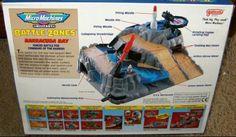 Micro Machines Military Battle Zones