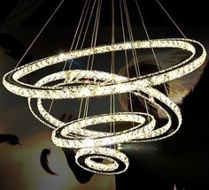 Cheap Pendant Lights, Buy Directly from China Suppliers:Modern Led Crystal Chandelier Lighting Cei. Crystal Chandelier Lighting, Luxury Chandelier, Hanging Chandelier, Cheap Pendant Lights, Ceiling Chandelier, Kitchen Pendant Lighting, Ring Chandelier, Cheap Chandelier, Bubble Chandelier
