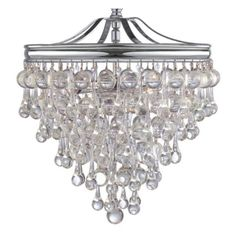 "Alexia Chandelier - 12"" from Z Gallerie"