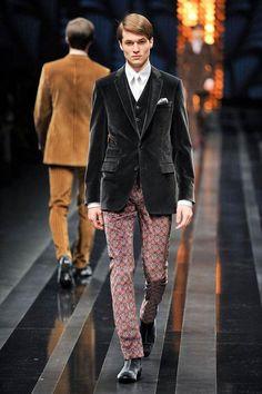 canali slim velvet suit