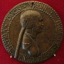 Adriano Fiorentino Elisabetta medal in V&A - Wikipedia, the free encyclopedia
