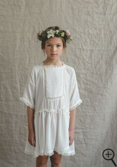 11 Carlota 85€ Girls Dresses, Flower Girl Dresses, Spring Collection, Communion, Kids Outfits, Celebrities, Wedding Dresses, Party, Clothes
