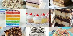 This is basically the frozen dessert hall of fame.