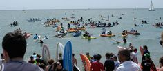 Paddle Round The Pier - Brighton July 4th and 5th 2015