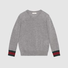 014f17abb78 Gucci Children s merino sweater with Web