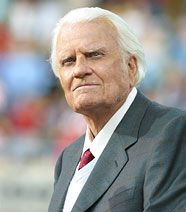Q & A: Billy Graham on Aging, Regrets, and Evangelicals