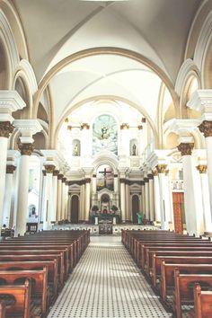 Catedral São Sebastiao in Ilhéus, Brazil | heneedsfood.com