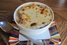 Kim Chi French Onion Soup