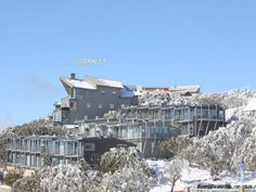 Awesome location on Mt Buller right in the heart of the Village.  Sleeps 8.  Luxury stay with great views to the North.  Big open fire and spacious living area