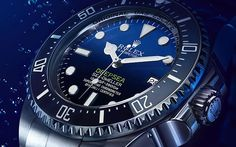 The Spirit of the Rolex Deepsea