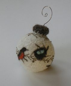 knitted felted needle felted  | followpics.co