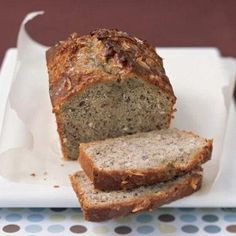 Best ever moist gluten free banana bread - simply replace the flour with your gluten free all purpose flour of choice.