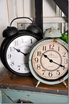 need a working clock for the bathroom
