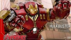 The Avengers 2: nuova action figure di Hulkbuster by Hot Toys