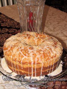 Banana Coffeecake Glazed1