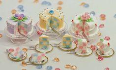 Good Sam Showcase of Miniatures: Dealer: Stewart Dollhouse Creations 1:12 & 1:48 scale