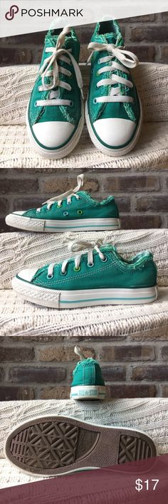 Converse All-Stars Junior size 13 Converse All Stars. They have been worn. Converse Shoes Sneakers