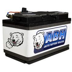 45-5080   Arctic Battery Heater Akunlämmitin 40-70 Ah 12 V akuille