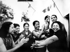 Flamenco, Fernanda y Bernarda de Utrera, foto Colita