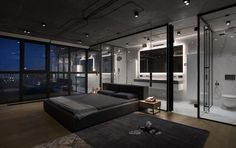 Gallery of The Mod Apartment in Kyiv / Sergey Makhno Architects - 12