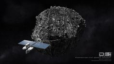 The asteroid-mining firm Deep Space Industries (DSI) is investigating the feasibility of injecting microbes into space rocks far from Earth, to get a jump on processing their valuable resources.