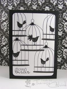 OMGosh those birdcages are so cute
