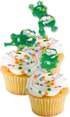 Party Ideas - Frog Theme on Pinterest | Frog Cakes, Frog Cupcakes and ...