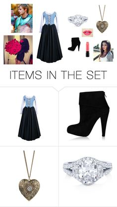 """""""i said yes ~mackenzie"""" by supernatural-fan-1999 ❤ liked on Polyvore featuring art"""