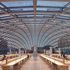 Joe and Rika Mansueto Library, University of Chicago, Chicago : 12 Stunning University Libraries Around the World You Need to See : Architectural Digest