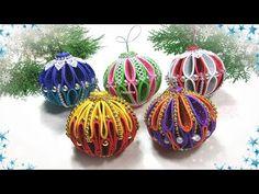 60 Super Ideas For Diy Christmas Ornaments Glitter Xmas Foam Christmas Ornaments, Fabric Ornaments, Glitter Ornaments, Christmas Toys, Felt Ornaments, How To Make Ornaments, Christmas Balls, Christmas Decorations, Christmas Ideas