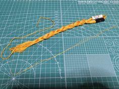 刺繍糸を使いやすくカラー番号も管理しやすくなるやり方 - Togetterまとめ