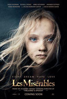 Now Watching: Les Misérables (2012) on HBO. #Drama #Musical #Romance  http://m.imdb.com/title/tt1707386/