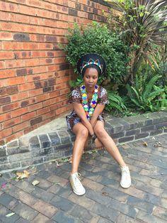 Zulu Tshirt Dress #SunshowerLove