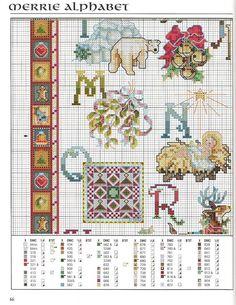 merry alphabet 4/7