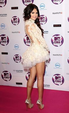 The New Style of Short Dress Selena Gomes - Fashionable-Feeling's