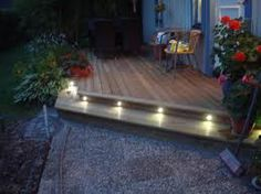 Ljusinspiration, trädäck Outdoor Furniture Sets, Outdoor Decor, Beach House, Deck, Backyard, Garden, Home Decor, Decoration, Google