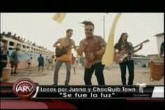 El Grupo Locos Por Juana ft Chocquibtown estrena su nuevo video musical ¨ Se fue…