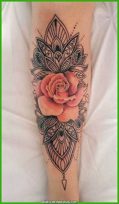 Mandala tattoo sleeve Tattoos Watercolor tattoo flower Meaningful tattoos Forearm tattoos Sleeve tattoos - tattoos for women mandala tattoos meaningful tattoos mandala tattoo sleeve Related po - Girly Tattoos, Trendy Tattoos, Unique Tattoos, Tribal Tattoos, Small Tattoos, Cool Tattoos, Creative Tattoos, Pink Rose Tattoos, Celtic Tattoos