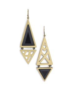 The Tri And True Earrings by JewelMint.com, $29.99