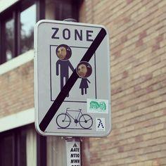 #eccehomo #roadsign Louvain-la-Neuve June 2013 #louvainlaneuve #lln #olln #louvainlagram #photooftheday #pictureoftheday #picoftheday #bestoftheday #dailypic #instadaily #instgram #insta #instapic #instagood #instagreat #travelingram #master_pics #webstapick #canon #eos #android