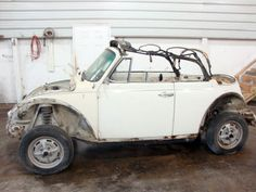 Up for sale is a 1979 rare triple white VW cabriolet Karmann edition, located in Sioux City, Iowa, U.S.A.  All parts are there including new oem replacement parts except for the convertible top...