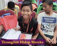 Program Membela Pelajar Miskin (SAA) - Yayasan Pelajaran MARA (YPM)