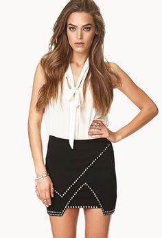 Total #Stud Mini #Skirt $19.80 Get 4% cash back http://www.studentrate.com/all/get-all-student-deals/Forever21-Student-Discounts--/0