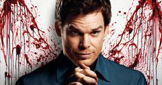 Dexter! We just started this series and it is very intriguing!! Can't wait to finish it!