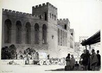 The Aurelian Wall, Rome (Original)