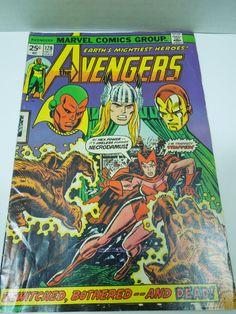 Avengers Comic BookMarvel Comics Group128 by Moonlightdecorator, $9.00