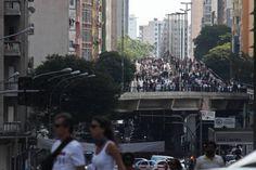 Prefeitura de São Paulo fechará definitivamente o Minhocão para veículos todas as tardes de sábado, a partir julho, segundo o secretário municipal de Transportes, Jilmar Tatto